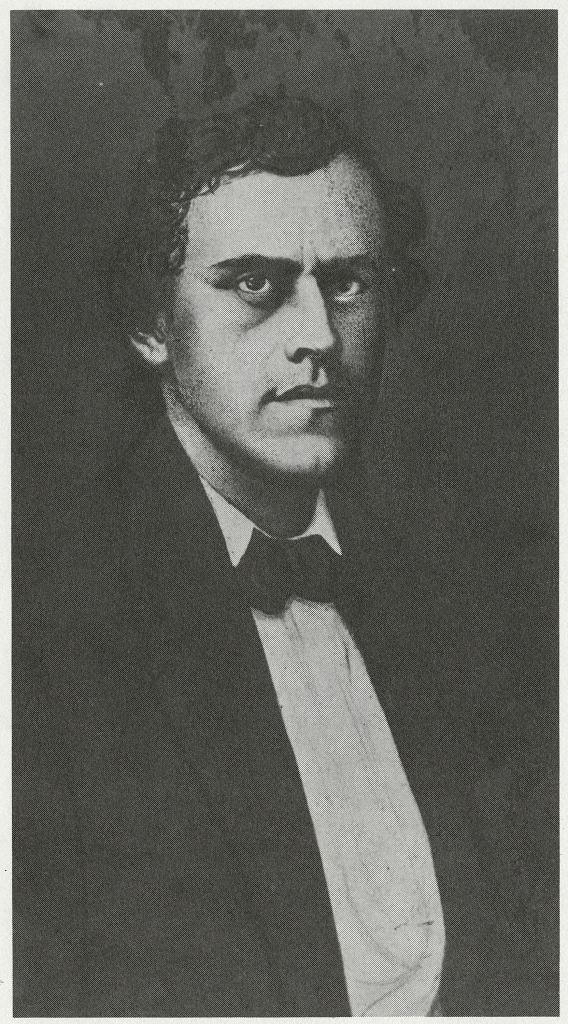 01 Portrait Of John Robert Buhler