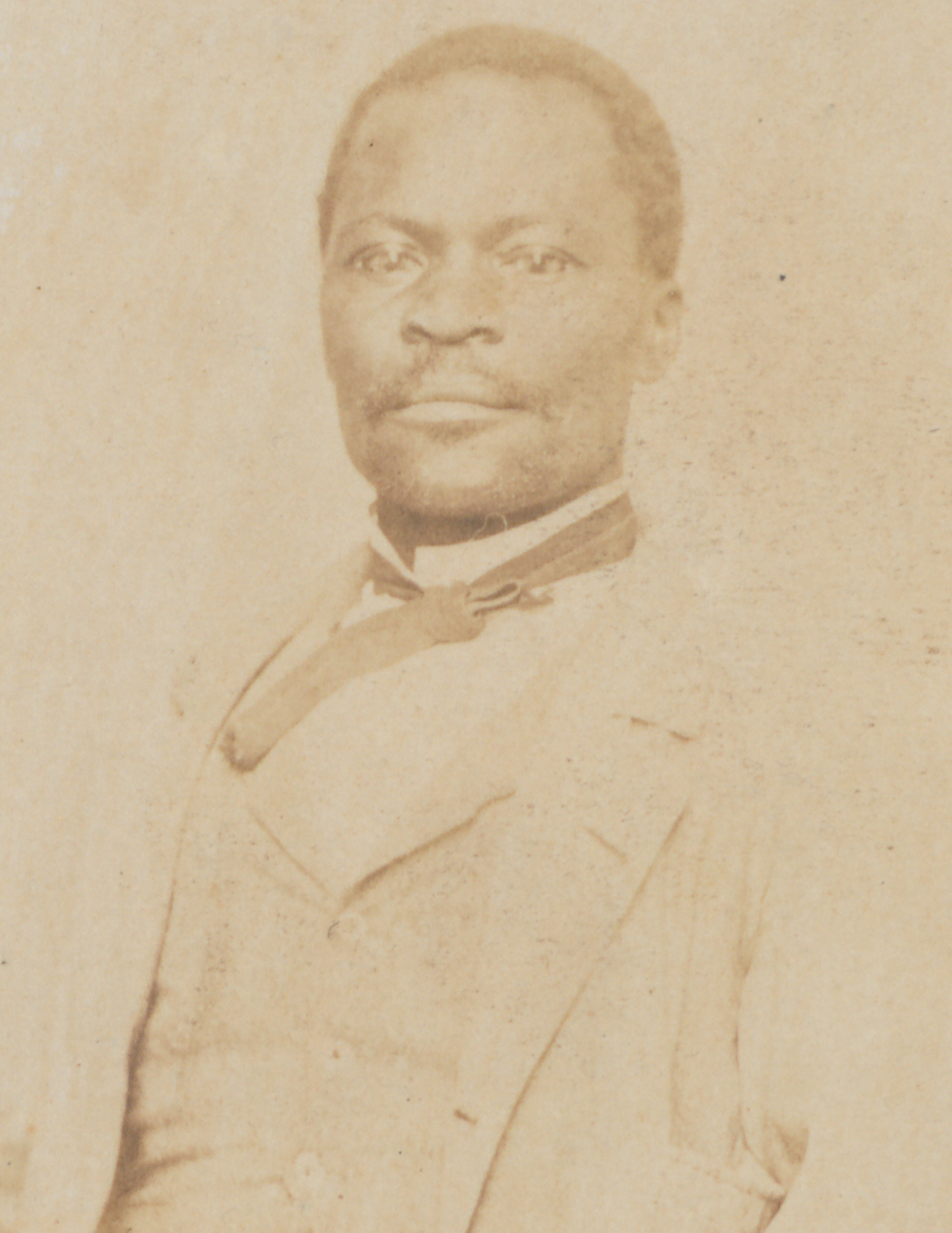 James C. Johnson circa 1860