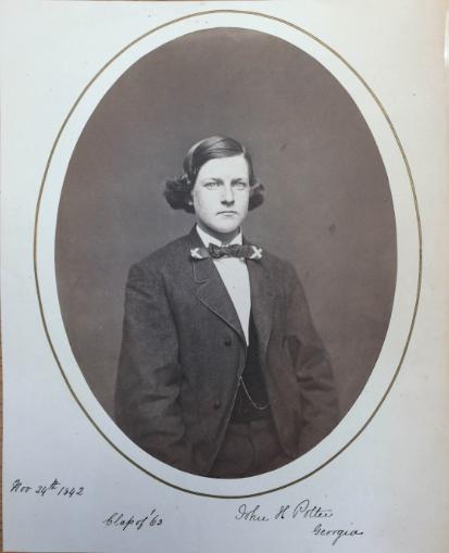 John H  Potter