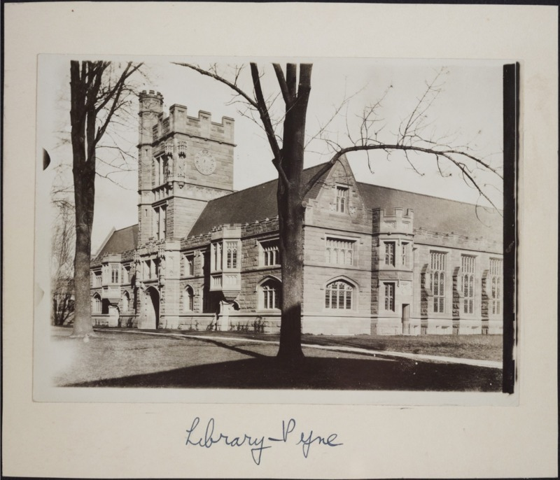 Pyne Library Photograph