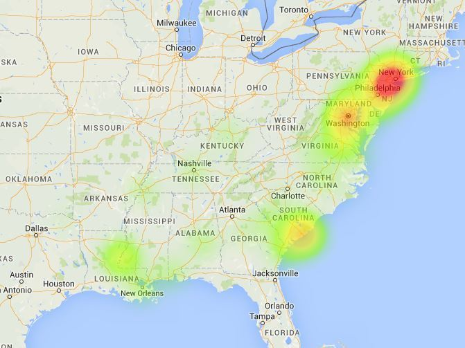Distribution of Princeton Academies Mentions in National Newspapers