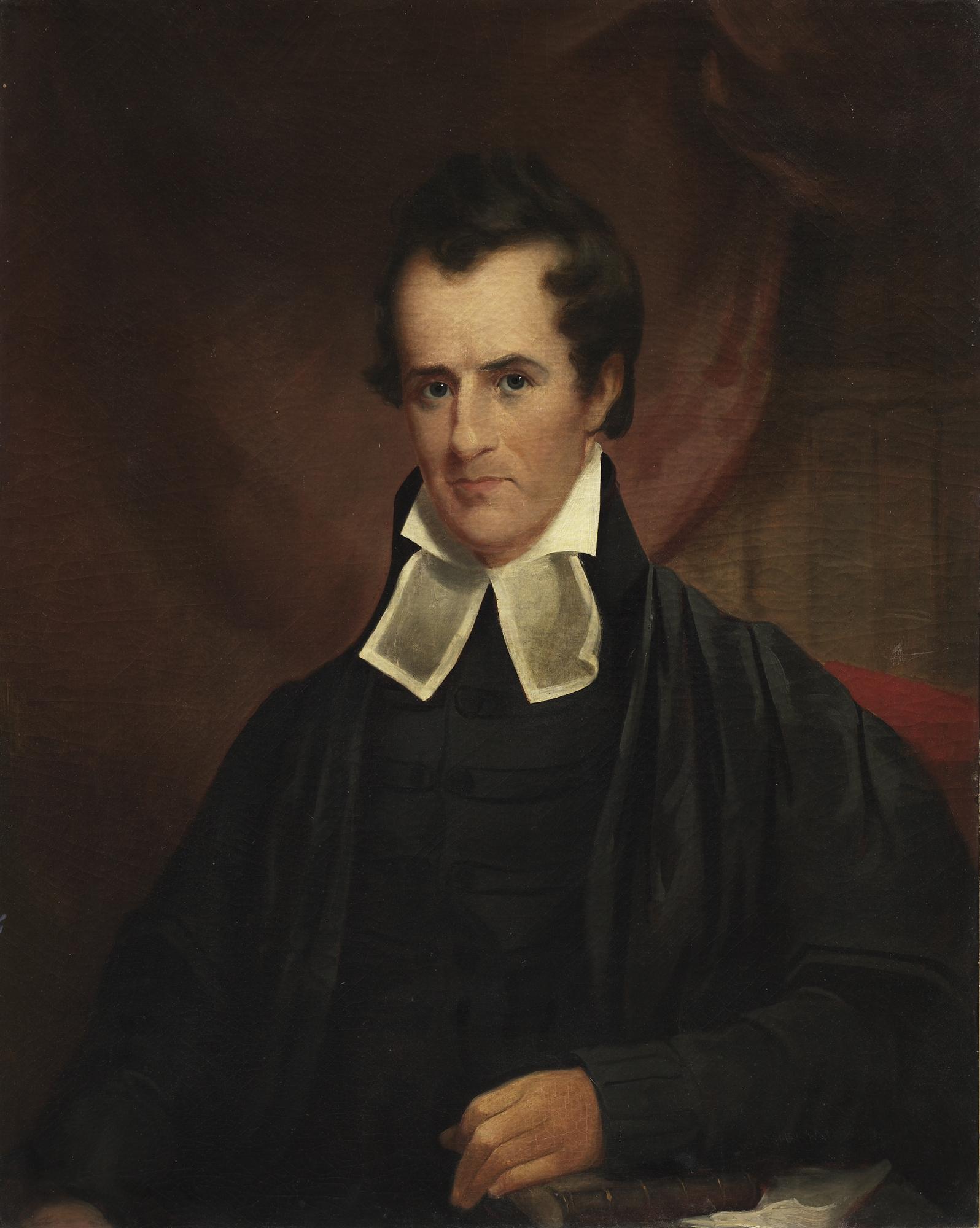 Philip Lindsley Portrait
