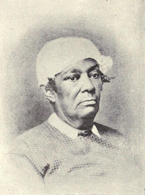 Portrait Of Betsey Stockton
