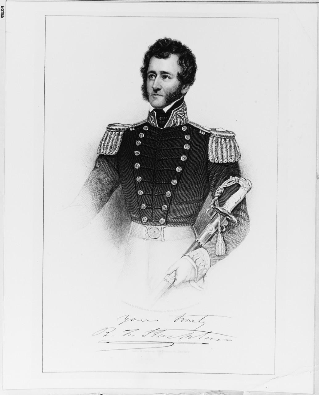 Robert F. Stockton