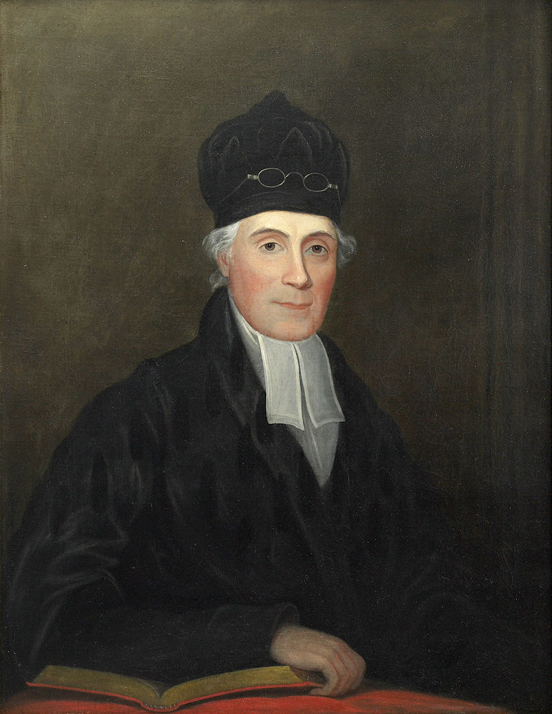 Samuel Stanhope Smith Portrait