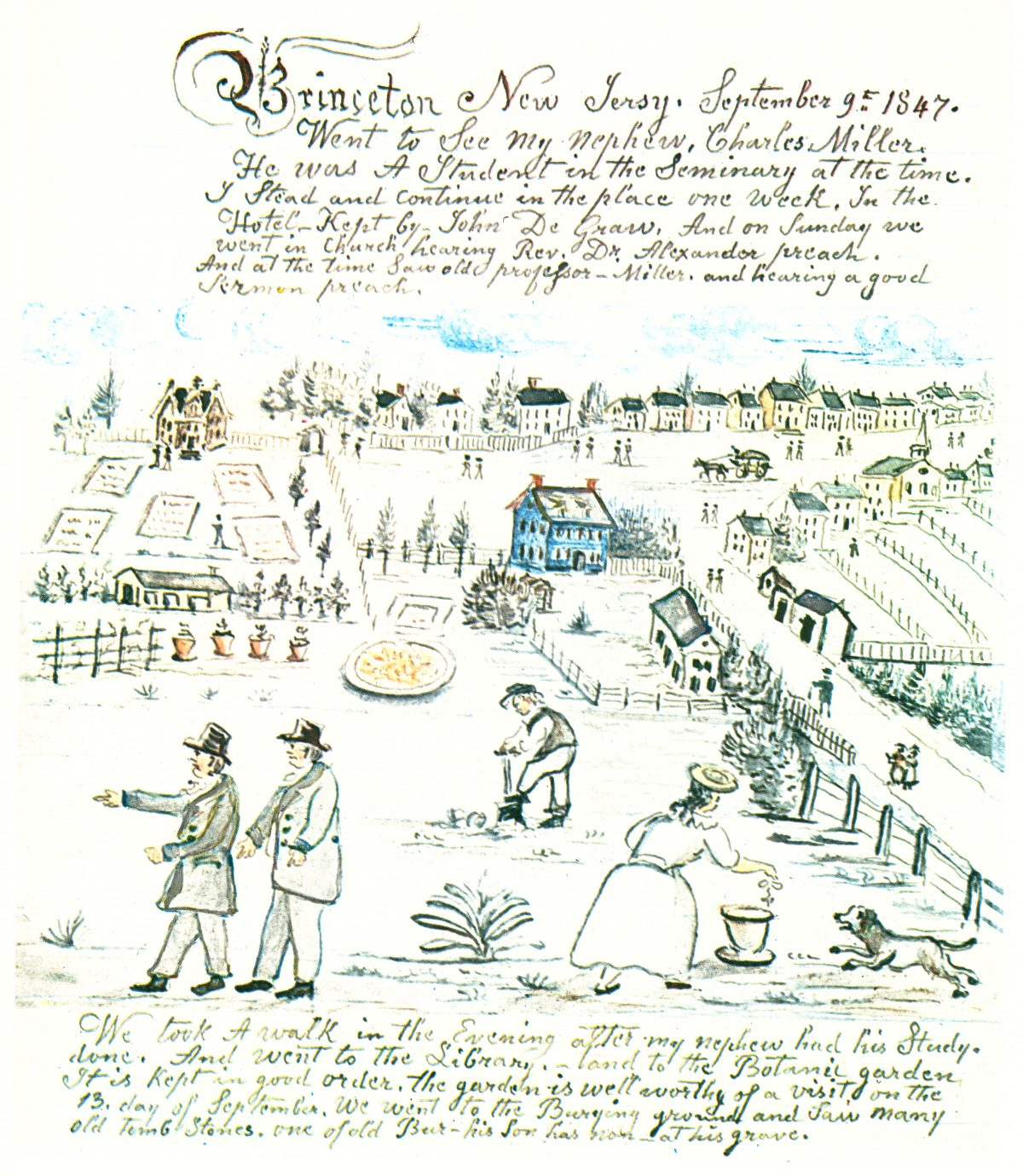 Miller 1847 Alt