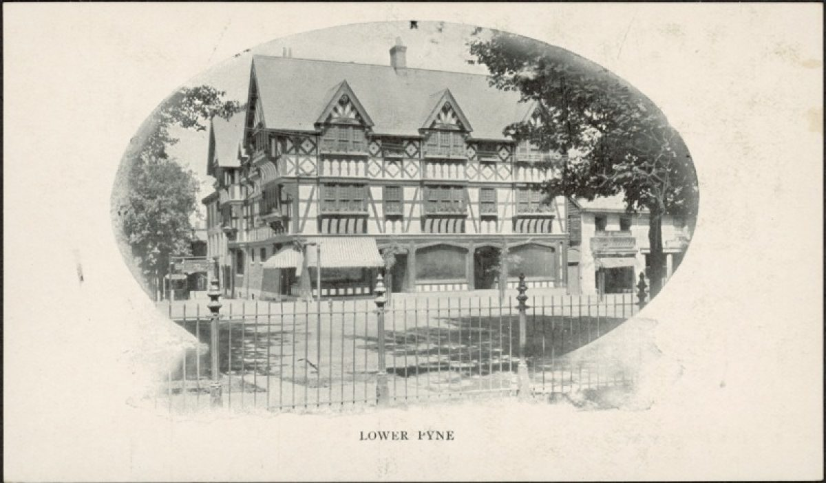 Lower Pyne
