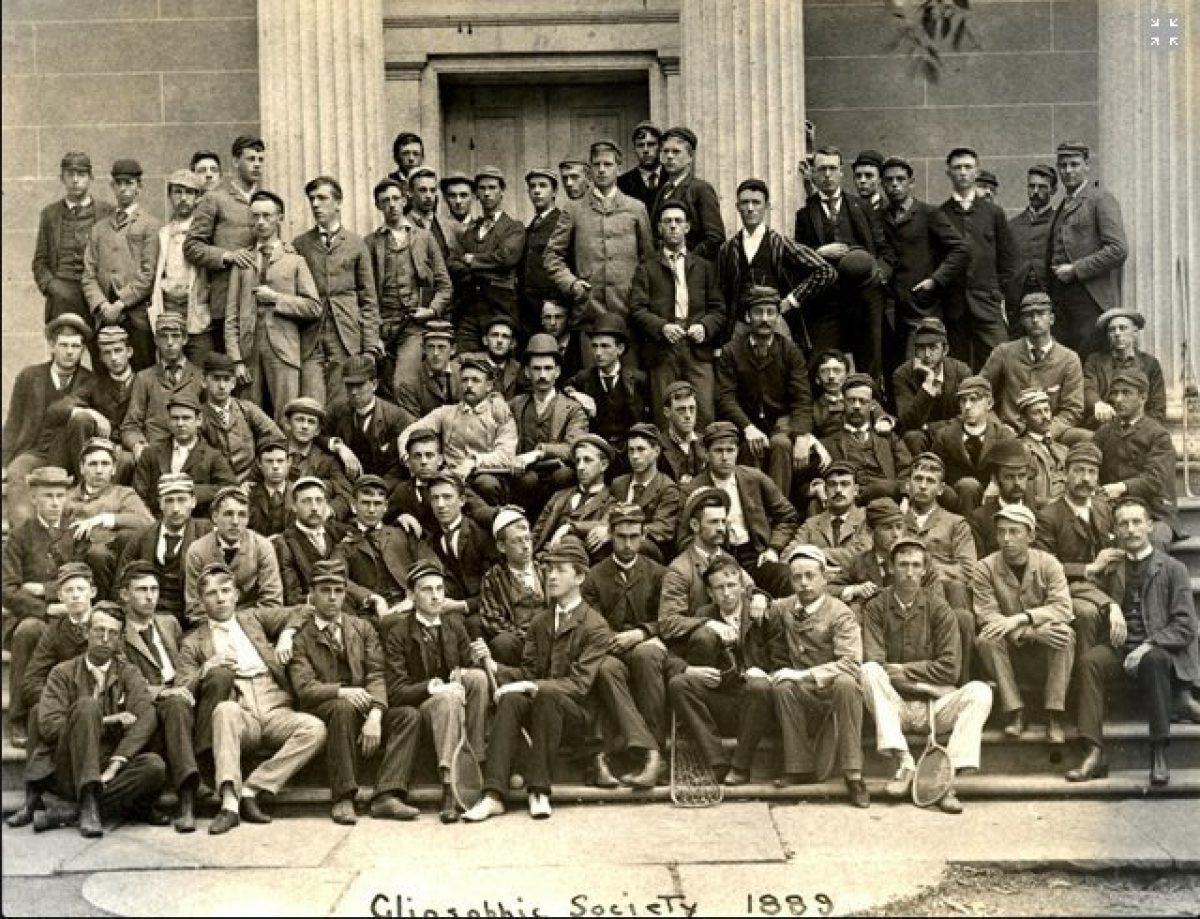 Cliosophic Society Members