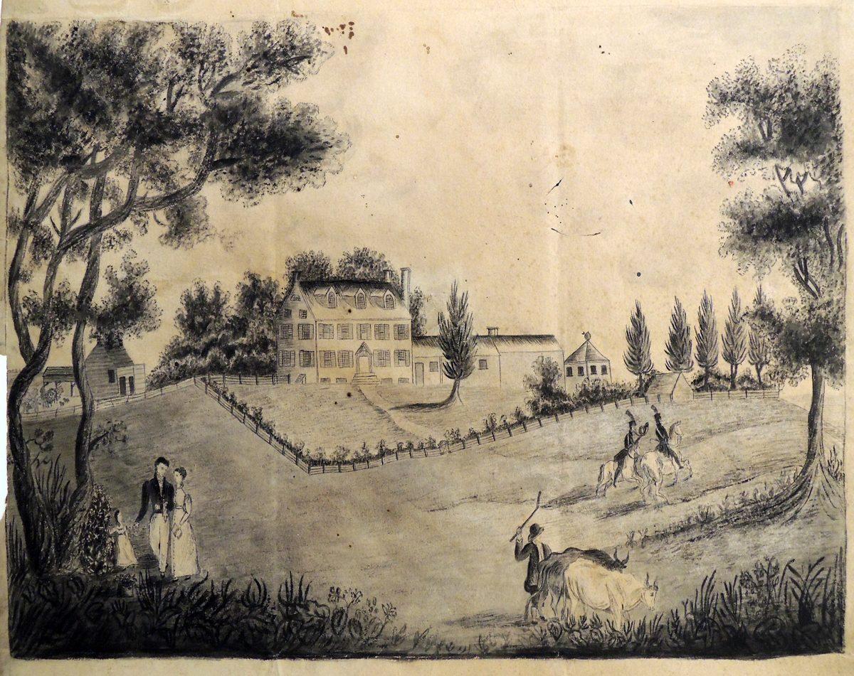 Prospect Farm in 1797