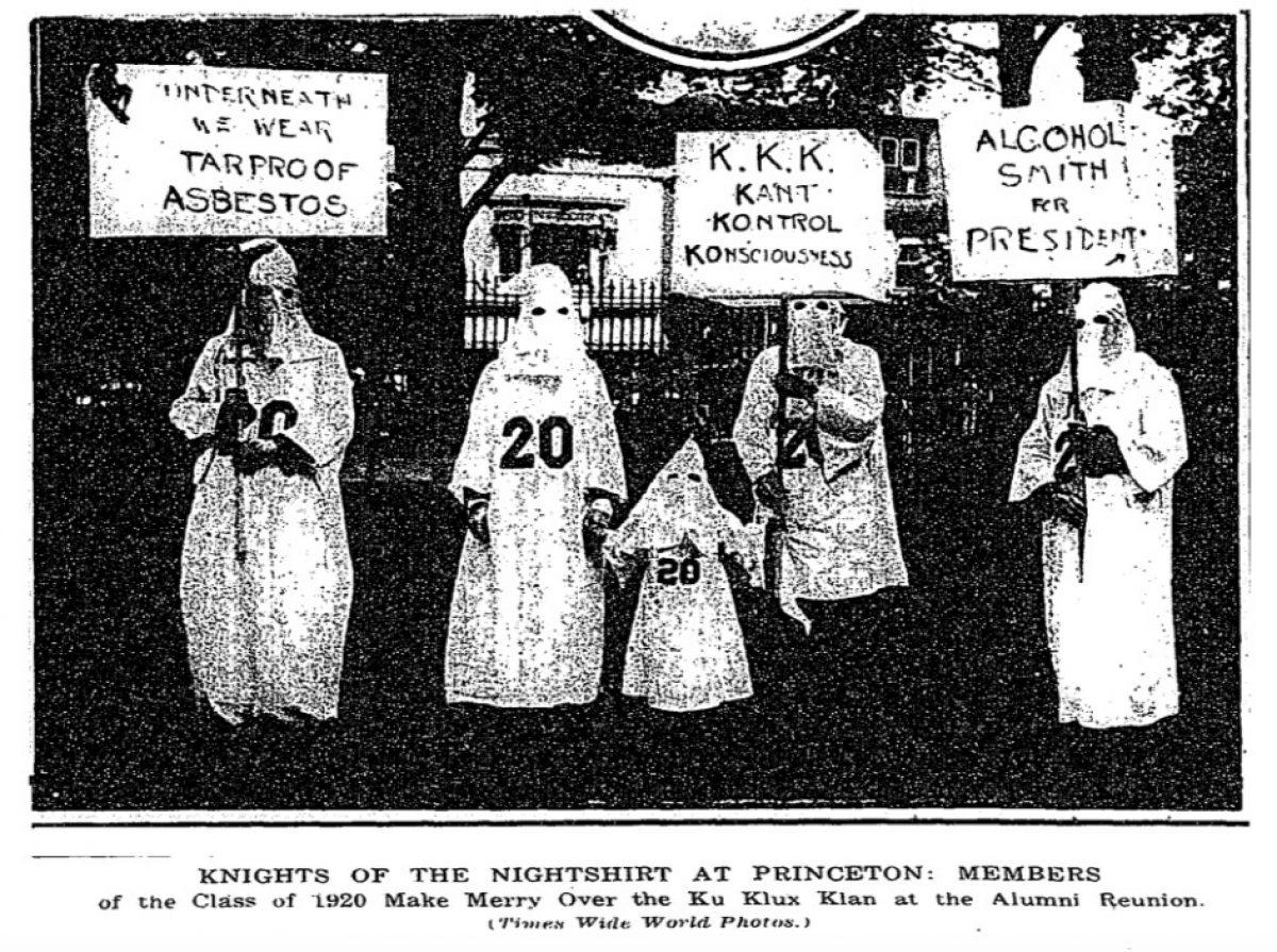 New York Times June 1924 Reunions