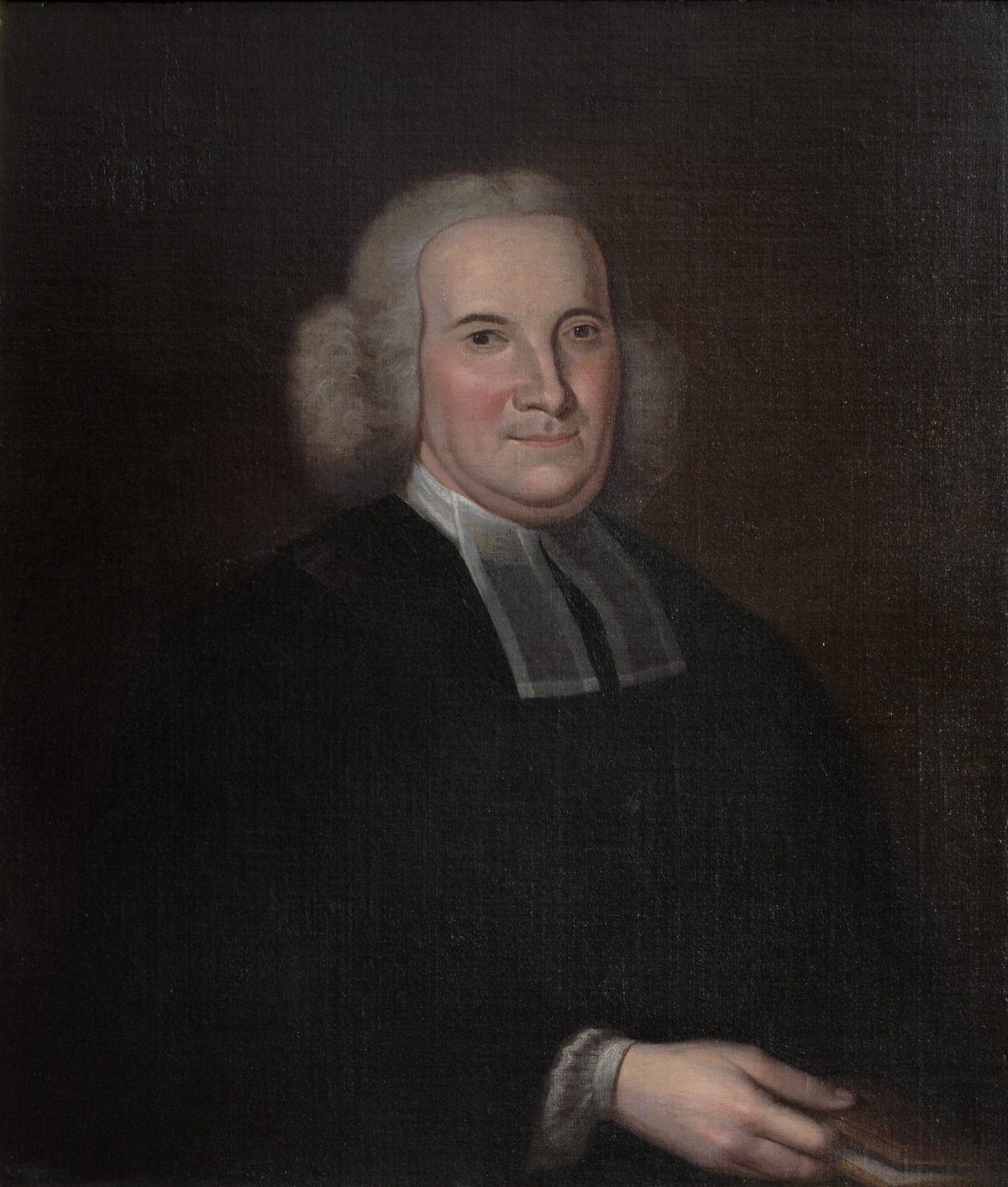 Portrait Of Samuel Finley