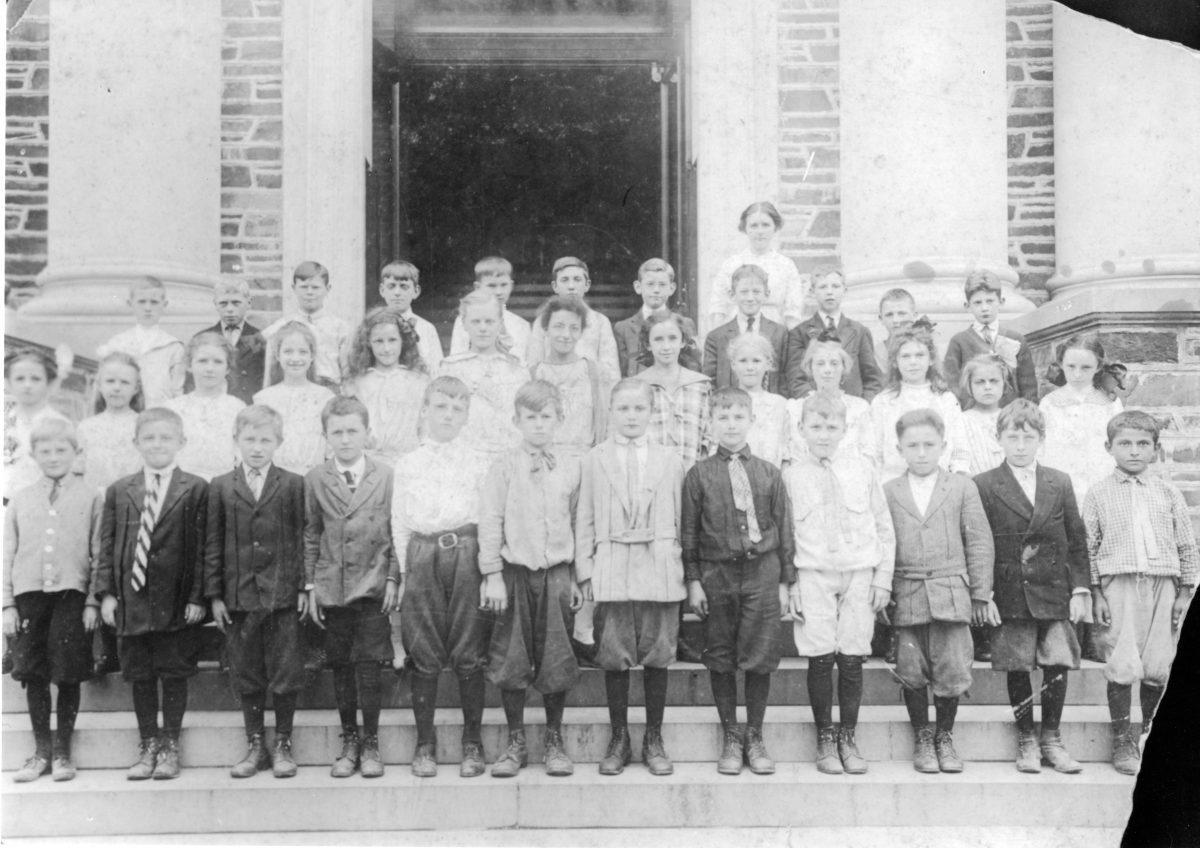 Princeton Grammar School 4Th Grade Hsp 1912