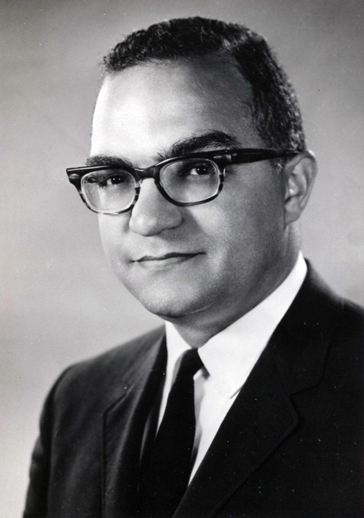 Robert Joseph Rivers in 1969