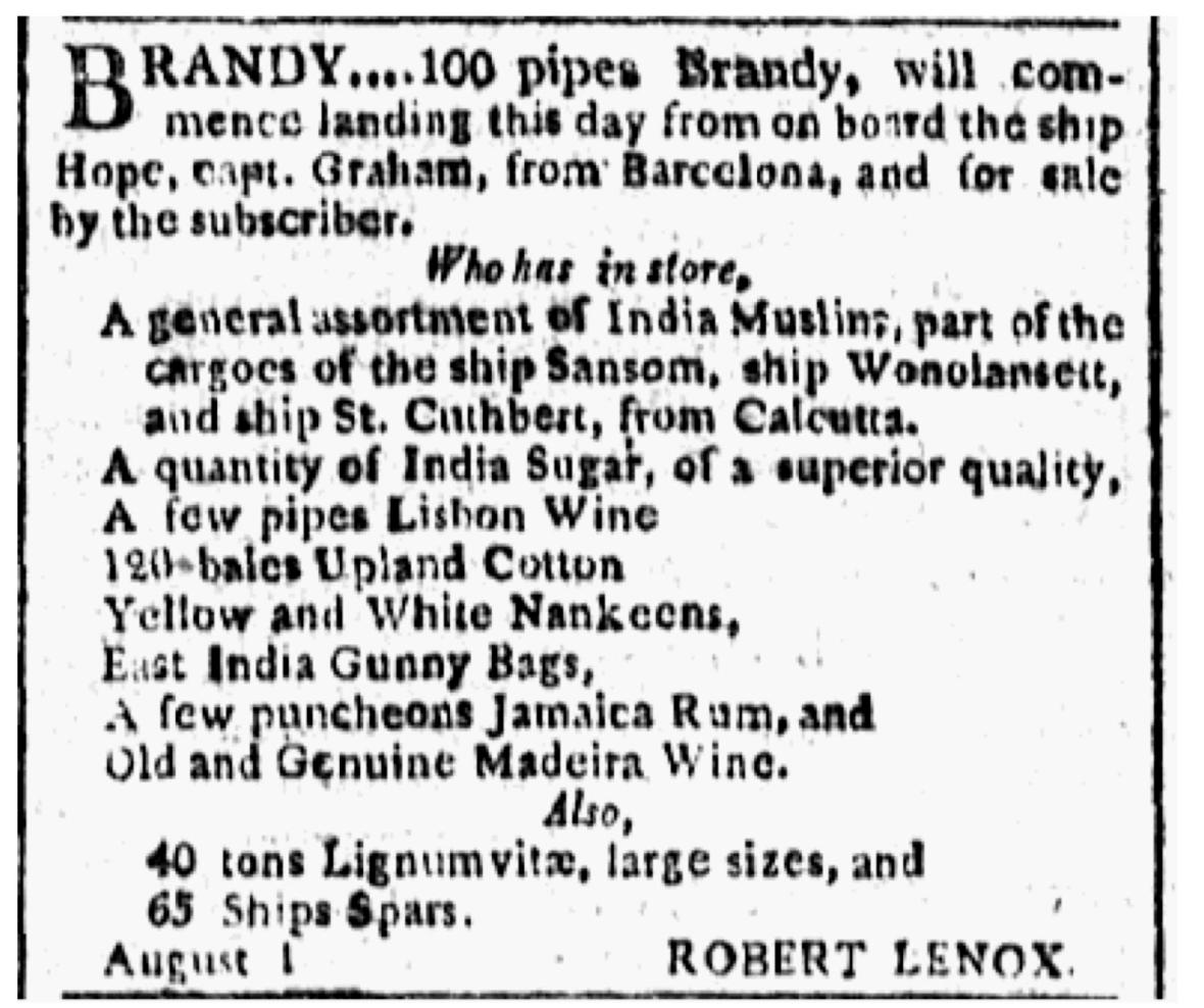 """""""Brandy ... 100 pipes Brandy"""""""